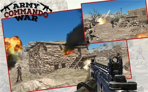 Army Commando War Free 2