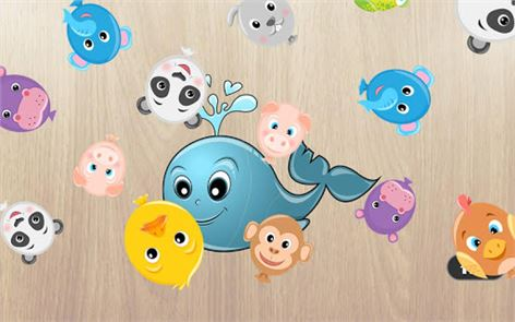 Animals Puzzle for Kids 5