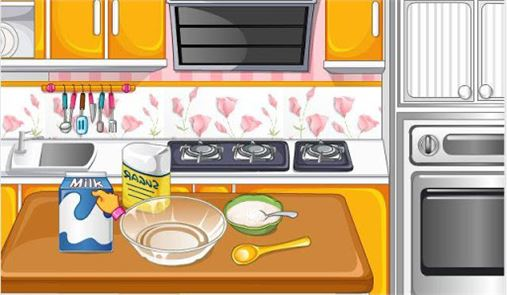 Cake Maker Story -Cooking Game 1