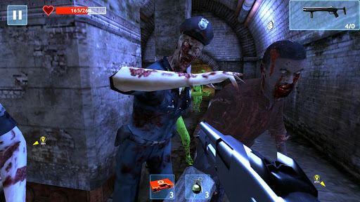 Zombie Objective 6