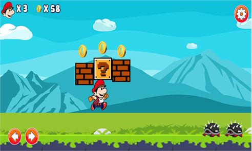 Mario adventure 1