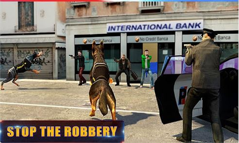 Police Dog 3D : Crime Chase 2