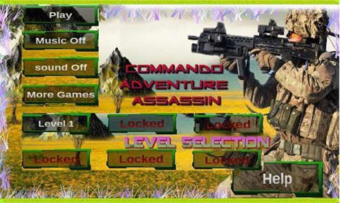 Commando Adventure Assassin 1