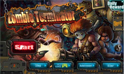 Zombie Terminator 1