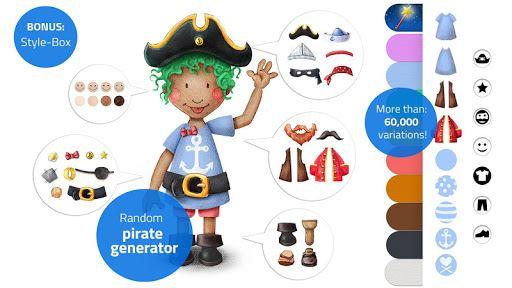 Tiny Pirates – Seek & Find 5