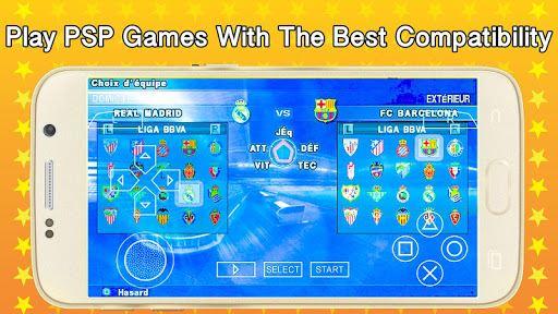 Emulator For PSP 2