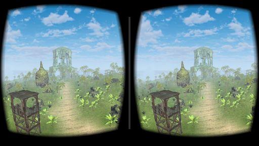 VR Free Flight 2
