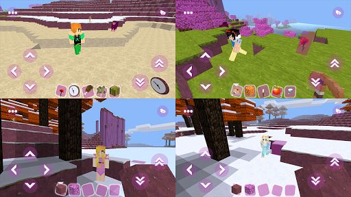 Princess Girls: Craft & Build 3