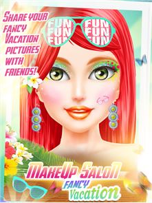 MakeUp Salon – Fancy Vacation 6
