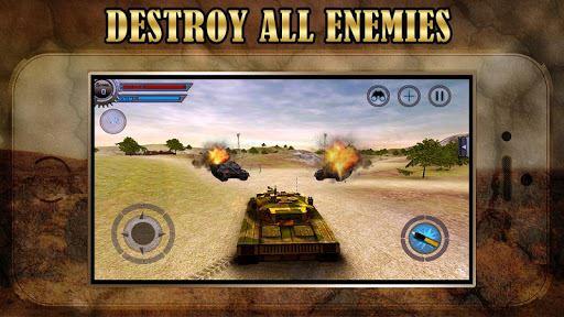 Tank Attack Blitz: Panzer War 4