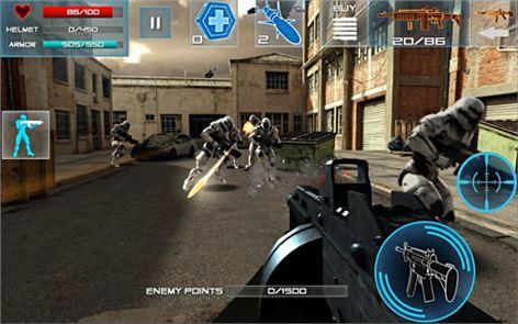 Enemy Strike 5