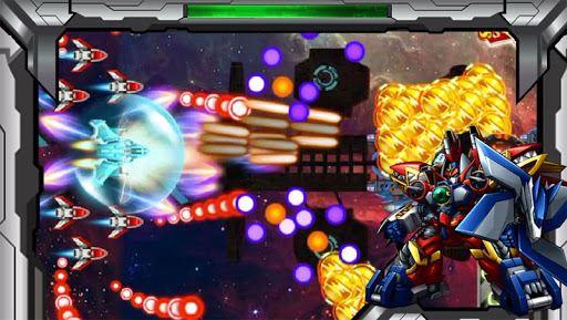Space Galaxy War 5