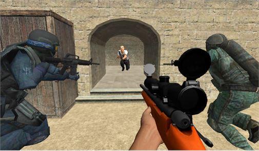 SWAT Sniper Team 3