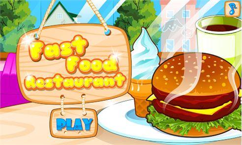 Fast food restaurant 1