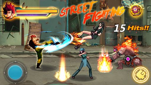 Street Fighting:City Fighter 5