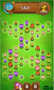 Blossom Blast Saga Flower Link 6