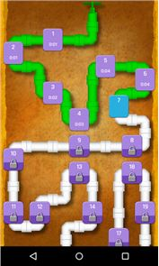 Pipe Twister:  Puzzle 2