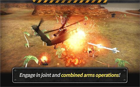 GUNSHIP BATTLE: Helicopter 3D 4