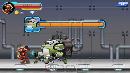Robo Avenger 3