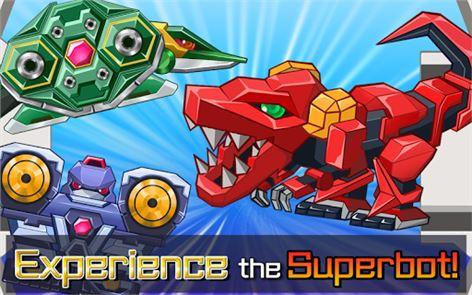 Assemble! Superbots! 5