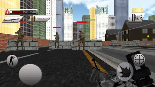 Commando City War- Free 1