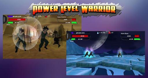 Power Level Warrior 3