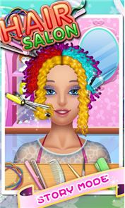 Hair Salon – Kids Games 2