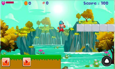 Super Maryo Running Free game 1