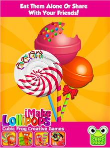 iMake Lollipops – Candy Maker 5