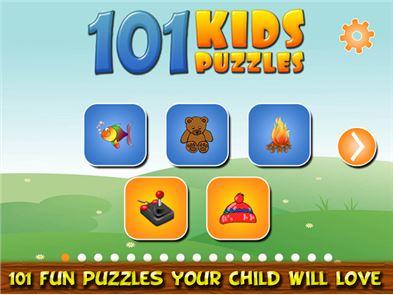 101 Kids Puzzles 5