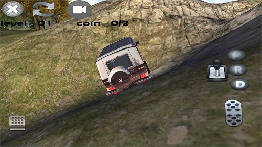 4×4 mountain offroad 5