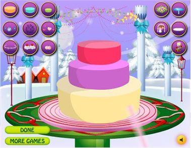 Cake Maker-wedding Decoration 1