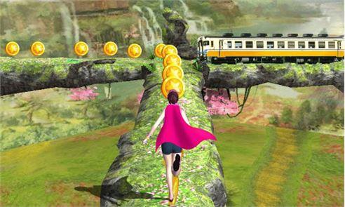 Subway Run Princess 4