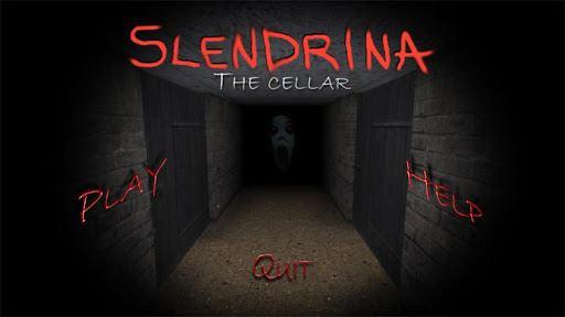 Slendrina:The Cellar (Free) 1