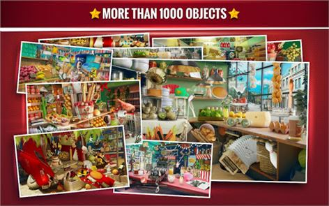 Hidden Objects Grocery Store 3