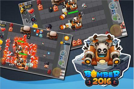 Bomber 2016 – Bomba game 5