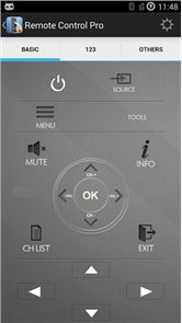 TV Remote Control Pro 2