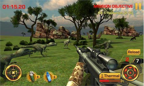 Wild Hunter 3D 4