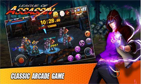 League of Assassin 5