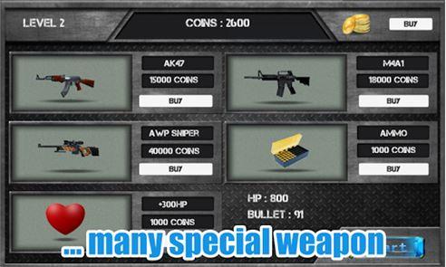 Strike Terrorist 3D 4