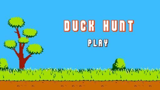 Duck Hunt 90s 1