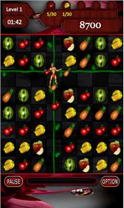 Swiped Fruits 3