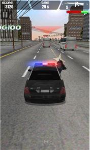 VELOZ Police 3D 6