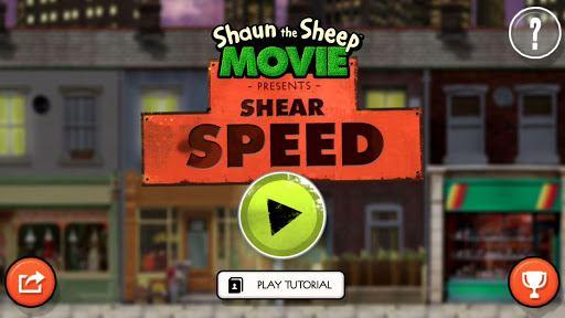 Shaun the Sheep – Shear Speed 1