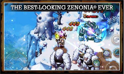 ZENONIA® 4 2