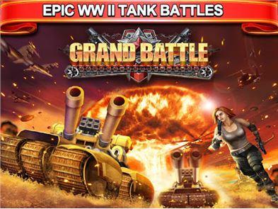 Grand Battle–MMO Strategy:War 1