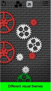 Gears logic puzzles 4