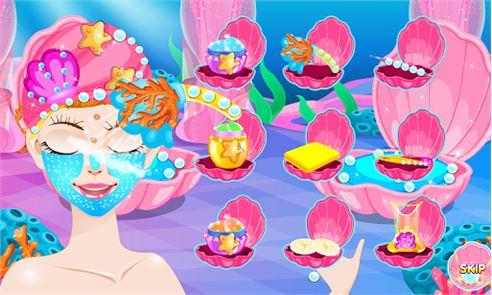 Mermaids Makeover Salon 5