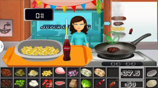 Super Cooking 2