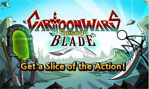 Cartoon Wars: Blade 1